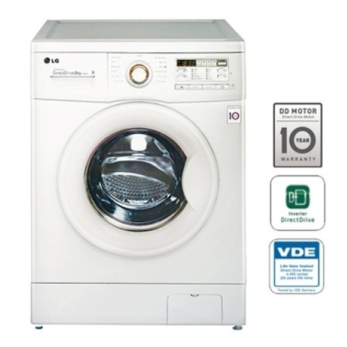 LG F12B8TDP A+++ 8 Kg 1200 Devir Çamaşır Makinesi
