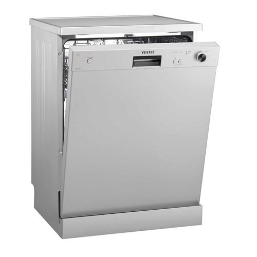 Vestel BME - M309 S A+ 3Programlı Silver Bulaşık Makinesi