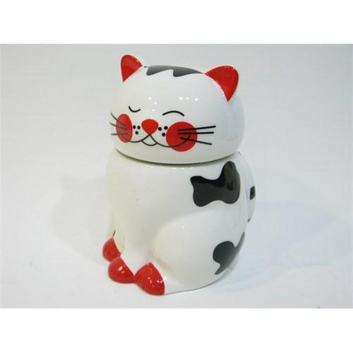 Cats By Luyano Çapkın Kediler Dişi Kedi Orta Kavanoz