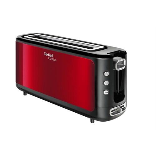 Tefal Express Metal LS Kırmızı Ekmek Kızartma Makinesi