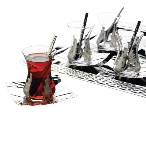 Emsan Hasır 40 Parça Çay Seti