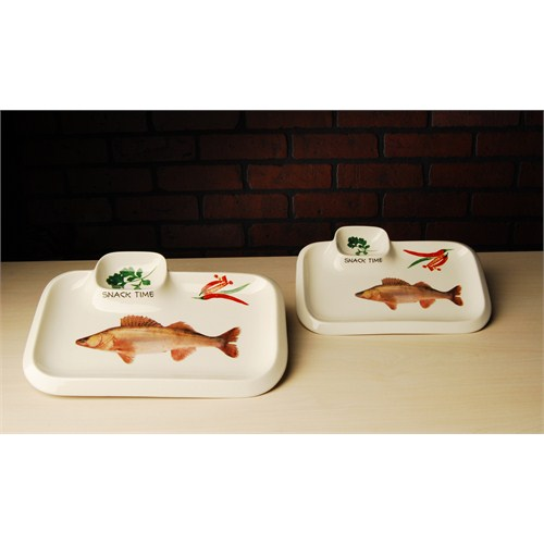 Fidex Home Porselen Servis Tabak