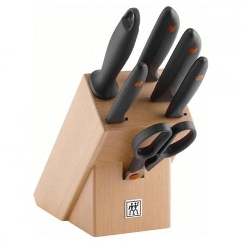 Zwilling Point Blok Bıçak Seti / 7 Parça