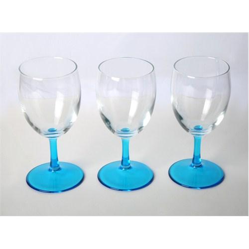 Paşabahçe 3'Lü Şarap Bardağı