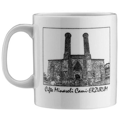 Kütahya Porselen Erzurum Kupa