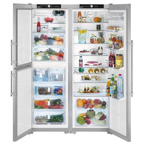 Liebherr SBSes 7353 A+ 726 Lt Premium BioFresh NoFrost Buzdolabı