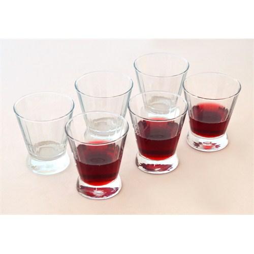 Paşabahçe Daphne Viski Bardağı 6Lı