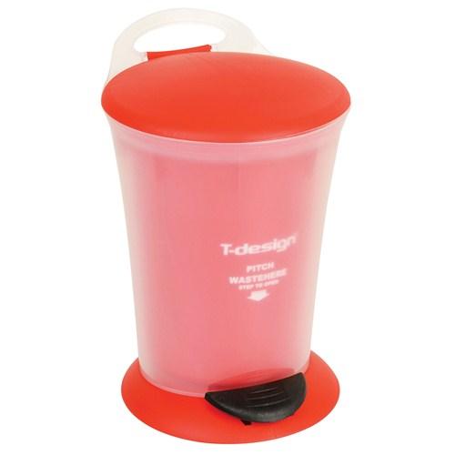 T-Design Pls Çöp Kovası 4Lt.