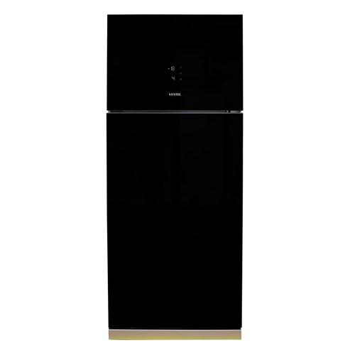 Vestel Akıllı NF620 CSY A+ 620 Lt Siyah NoFrost Buzdolabı