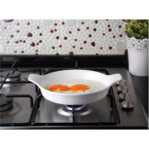 Gönül Porselen Yumurta Sahanı G587