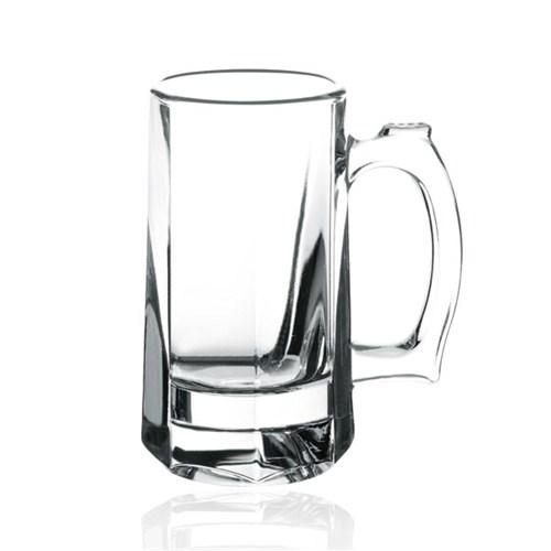 Paşabahçe 2'Li Kulplu Bira Bardağı