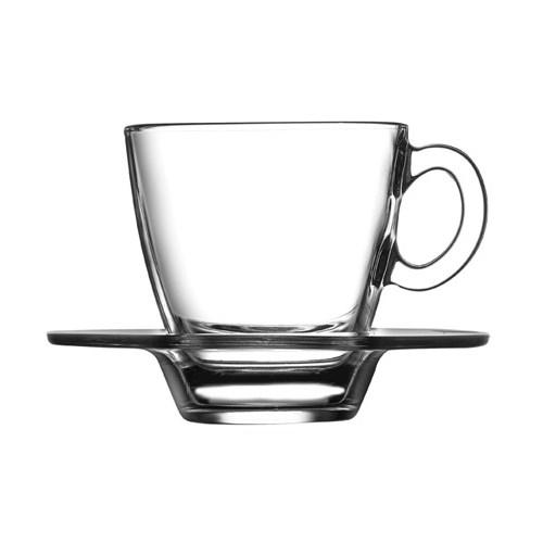 Paşabahçe 6'Lı Aqua Espresso Fincan Takımı