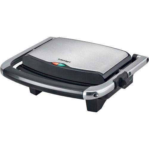 T-Design TD0000662 Mini 1000W Tost Makinesi