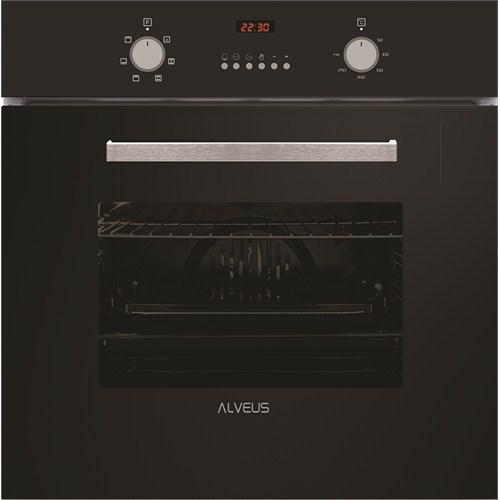 Alveus MFA 627 A Enerji Sınıfı Siyah Ankastre Fırın