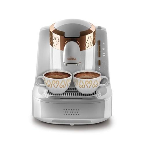 Arzum Okka Otomatik Türk Kahve Makinesi - Siyah