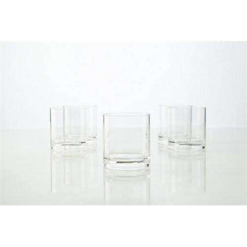 Plabar Kırılmaz Viski Bardağı 6Lı