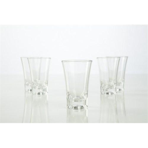 Plabar Kırılmaz Shot Bardağı 6Lı