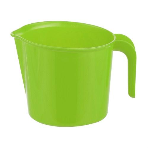 1,5 Lt. Oval Maşrapa - Yeşil