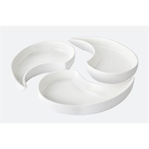 Narin Bone China Porselen Reçellik
