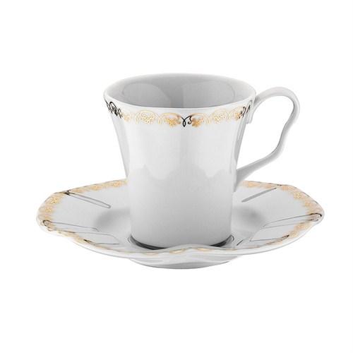 Kütahya Porselen Nil 847820 Desen Kahve Takımı