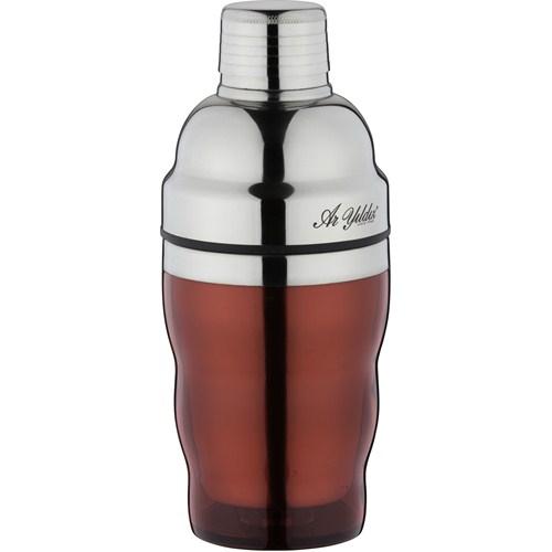 Aryıldız 30241 Kokteyl Shaker 350 Ml Kırmızı