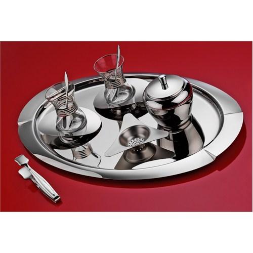 Aryıldız Elegant Prestige 30 Parça Çay Set - Armoni 6'lı Çay Seti Hediye