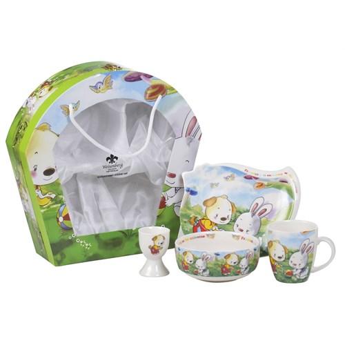 iHouse 53000-2 Mama Seti Beyaz
