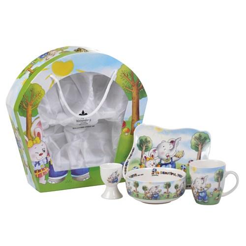 iHouse 53000-6 Mama Seti Beyaz