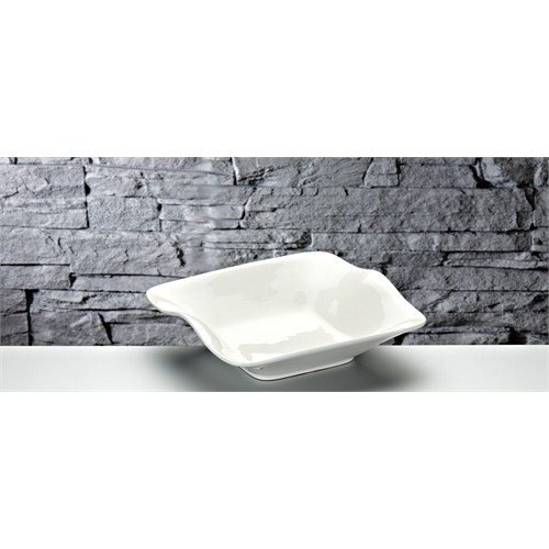iHouse Gnd-08 Porselen Kase Beyaz