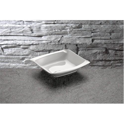 iHouse Lx01 Porselen Kase Beyaz