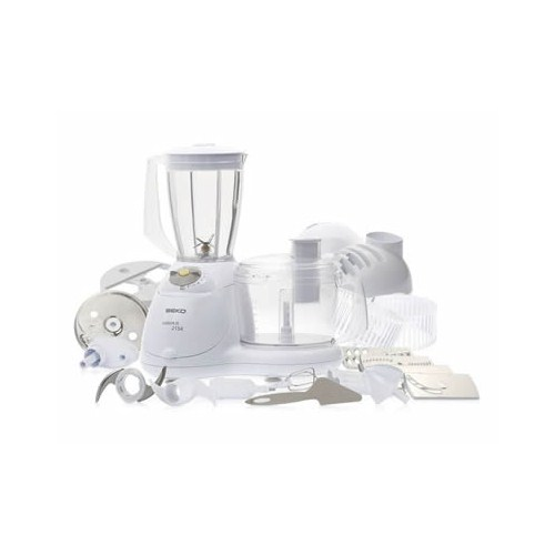 Beko 2154 Papatya Beyazı Mutfak Robotu