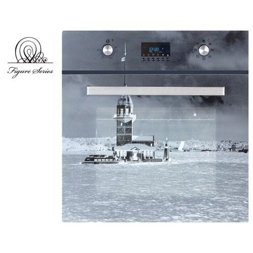 Termikel BO 6500-01 Kız Kulesi A Enerji Sınıf 65 Lt Ankastre Fırın