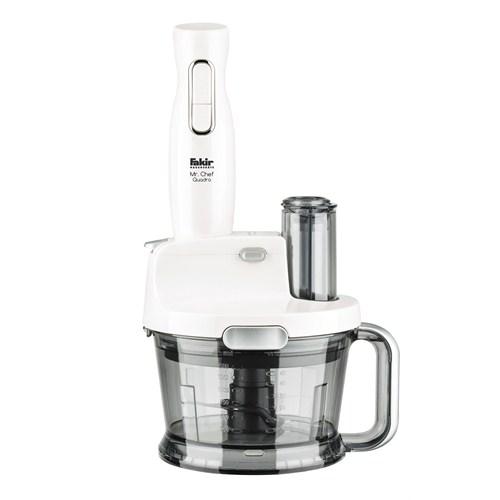 Fakir Mr. Chef Quadro 1000W Blender Set - Beyaz