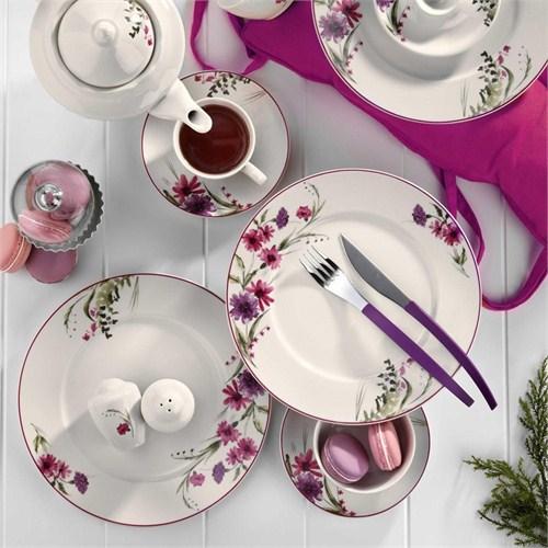 Kütahya Porselen 33 Parça 7660 Desen Kahvaltı Takımı