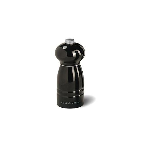Cole & Mason H477551 Windsor Black 120Mm Tuz Değirmeni