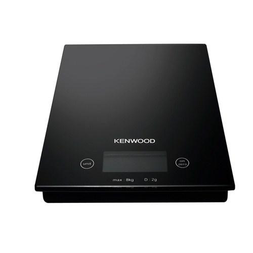 Kenwood DS400 Cam Mutfak Tartısı - Siyah