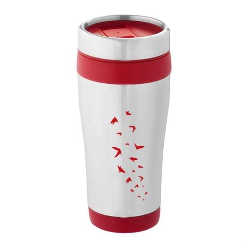 Tk Collection 10031002 Mug Metal Kırmızı