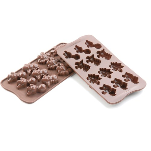 Silikomart Dino Çikolata Kalıbı