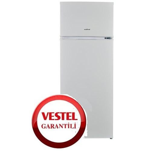 Vestfrost VF 1268 A+ 300 Lt Çift Kapılı Buzdolabı