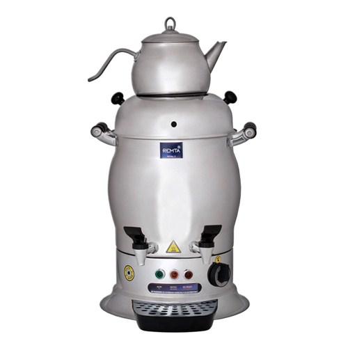 9 Lt Midi Çift Demlikli Çay Makinası Çay Otomatı
