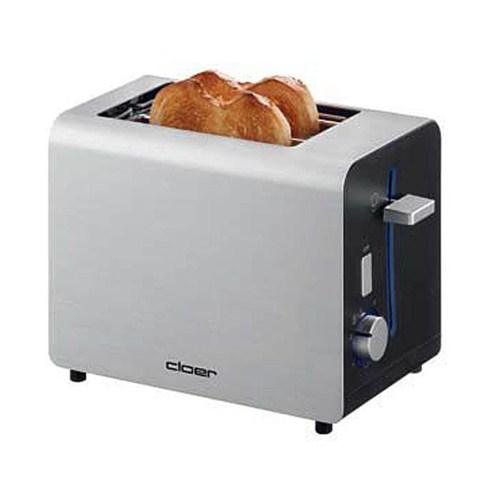 Cloer 3519 Inox İkili Ekmek Kızartma Makinesi