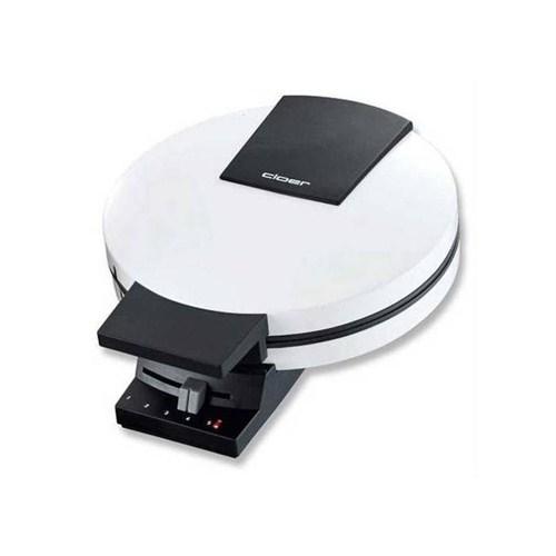 Cloer 120 Beyaz Büyük Waffle Makinesi