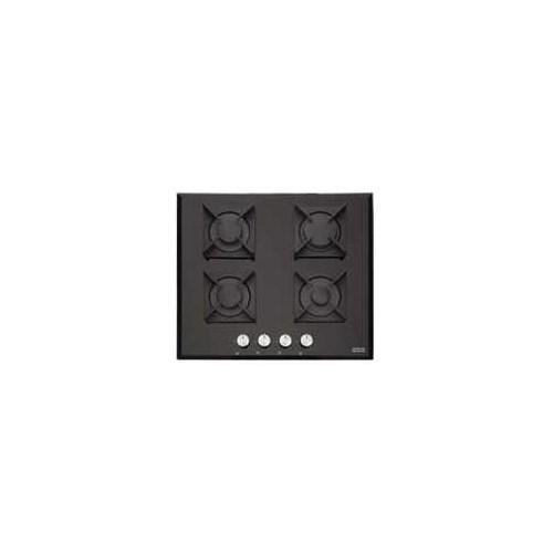 Franke Fhgs 604 4G Bk C Ankastre Cam Ocak, Glass Linear Square, 60Cm