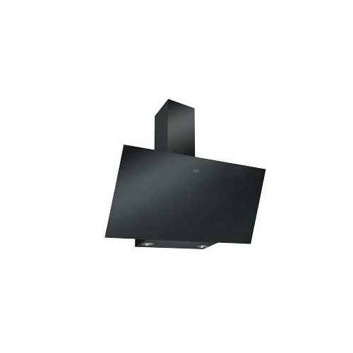 Franke Fpj 915 V Bk A Glass Vertical Siyah 90 Cm Davlumbaz