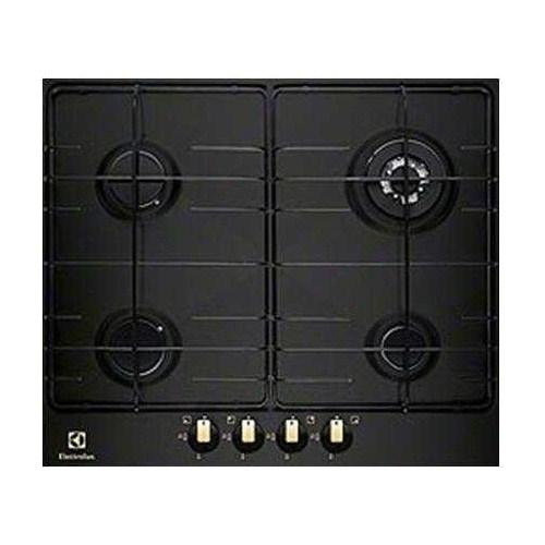 Electrolux Egg6343nor Ankastre Siyah Ocak, Döküm