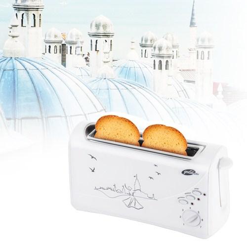 Goldmaster İstanbul Serisi GM-7431 Ekmek Kızartma Makinesi