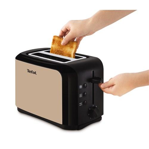 Tefal Good Value Ekmek Kızartma Makinesi Karamel Bej