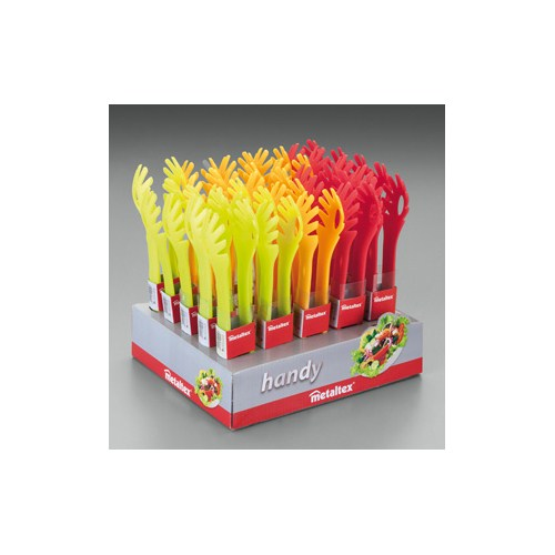 Metaltex Handy Spagetti / Salata Maşası (Dısplay)