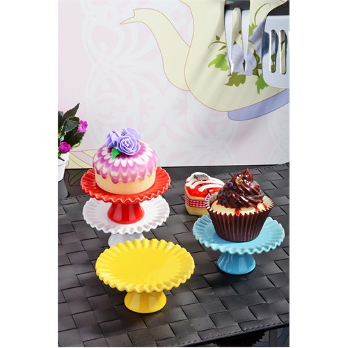 Royal Windsor Seramik 4'Lü Cup Cake Ve Muffin Standi