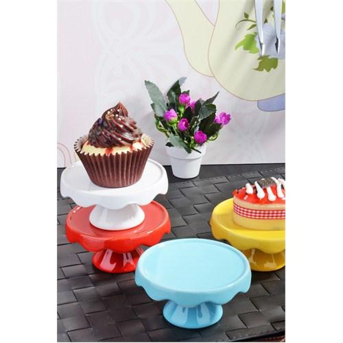Royal Windsor Seramik 4'Lü Cup Cake Ve Muffin Standi